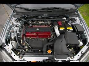 Mitsubishi Evo 9 Engine 2006 Mitsubishi Lancer Evolution Ix Engine Compartment