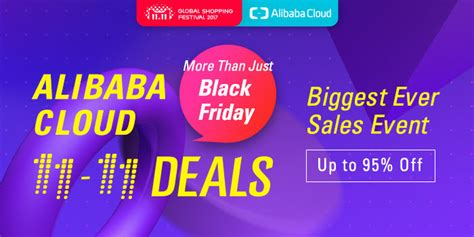 alibaba one day sale alibaba serious about cloud unit offers ridiculously deep
