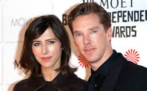 Benedict cumberbatch named his son christopher carlton