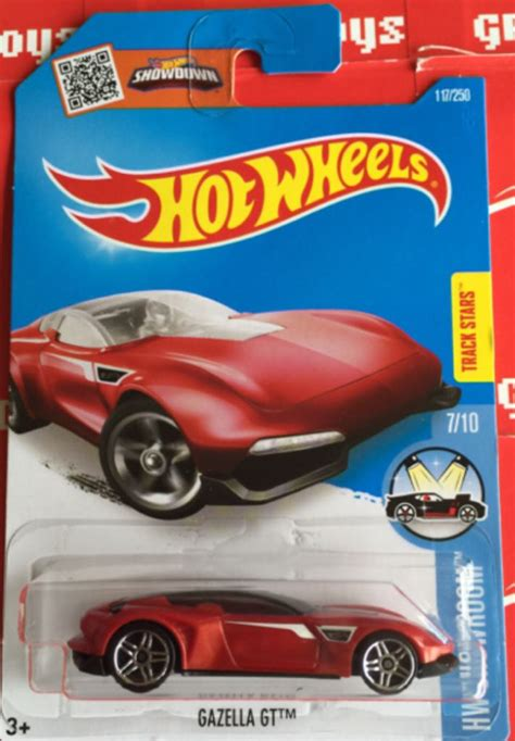 Wheels Gazella Gt gazella gt car die cast and wheels 2016 from