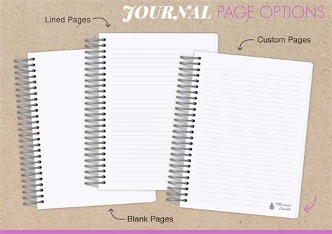 design your own hardcover journal 8 5x11 hard cover journal design your own