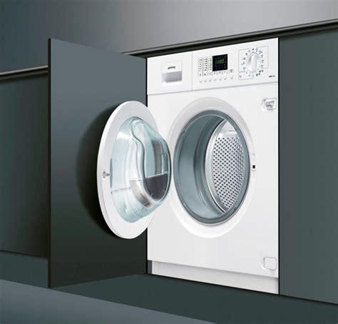 Einbau Waschmaschine Bosch by Der Smeg Einbau Vollwaschtrockner Lsta146s