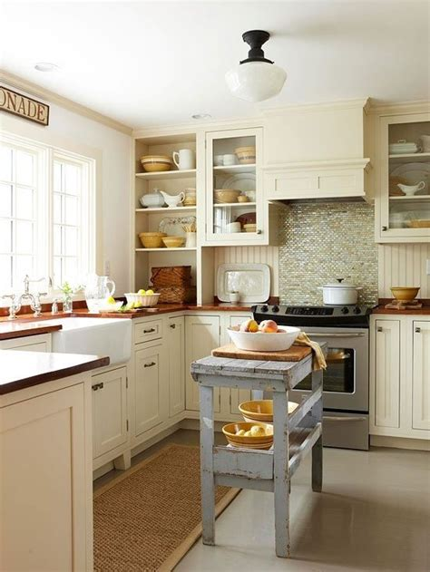 small kitchen layout ideas 32 brilliant hacks to a small kitchen look bigger