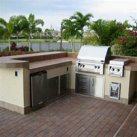 unique prefabricated outdoor kitchen islands gl kitchen design
