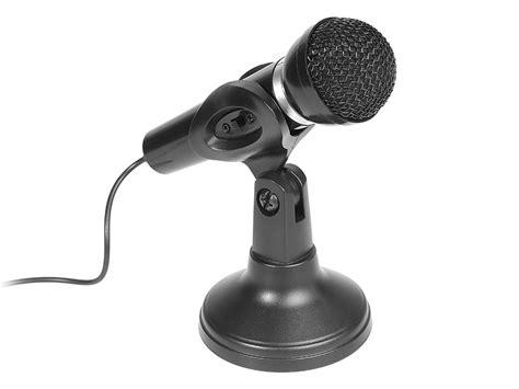 Mikrofon Dengan Base Leher Mic tracer