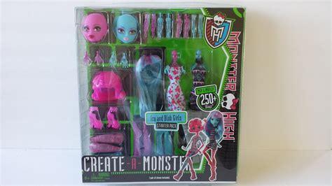 construct 2 tutorial monster create a monster ice blob girl 2 pack unboxing monster