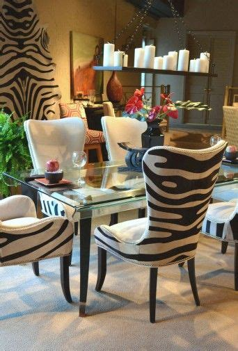 animal print dining chairs by mesmerizing dining room design denmark zebra chair set these chairs are the truth