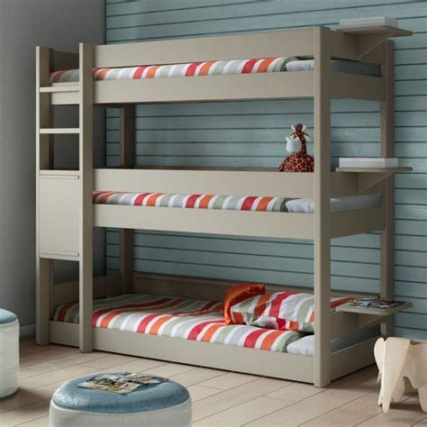 Futon Etage by Saving Space And Staying Stylish With Bunk Beds