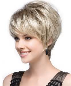 hairstyles for with thin faces short hairstyles for thin hair and round face