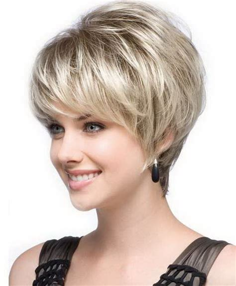 hairdos for round faces and fine hair short hairstyles for thin hair and round face