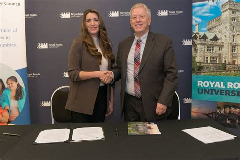 Royal Roads Mba In Executive Management by Indigenous Tech Education Through Partnership Between