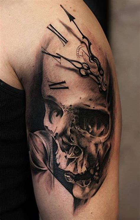 skull tattoos designs for men 57 designs for ideas design trends