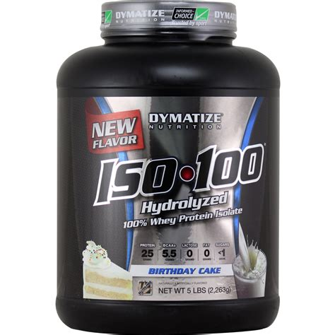 Whey Iso 100 dymatize nutrition iso 100 birthday cake 5lb default