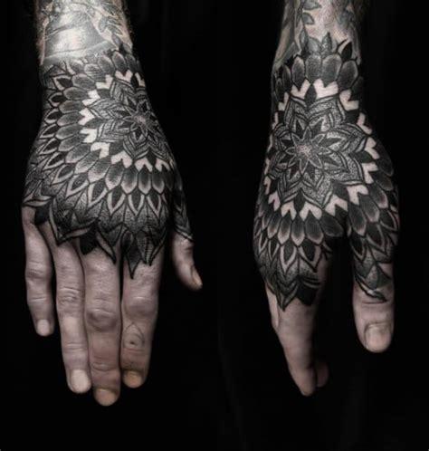 dotwork hand tattoo 18 amazing geometric dotwork hand tattoos tattoodo