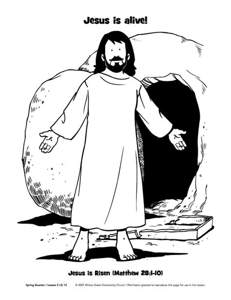 coloring page jesus is alive pin jesus alive coloring page twisty noodle ajilbabcom