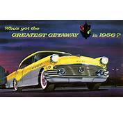 Plan59  Classic Car Art 1956 Buick Century