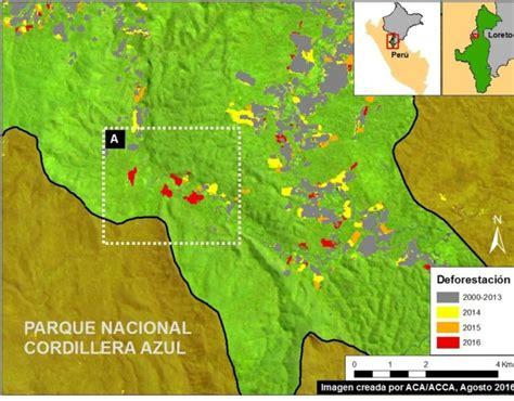 imagenes satelitales usgs redd 193 reas protegidas generaron m 225 s de s 114 millones
