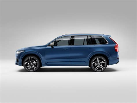volvo new new volvo xc90 r design breaks cover autoevolution