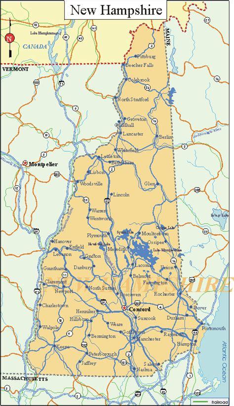 new hshire on the map of usa new hshire printable printable free printable worksheets