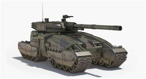 Grosir Tx 3 Modern Tech Original 3d sci fi tank 2