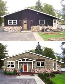 Before And After Homes example of craftsman before and after home remodel before and after