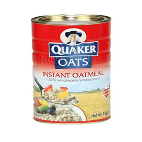 Quaker Oatmeal Instan the gallery for gt quaker oats