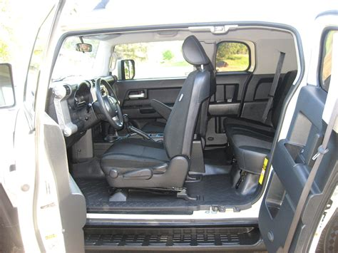 2008 Fj Cruiser Interior by 2008 Toyota Fj Cruiser Pictures Cargurus