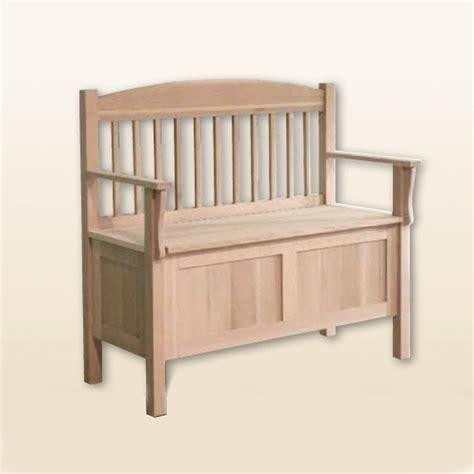 mission storage bench mission storage bench lloyd s mennonite furniture