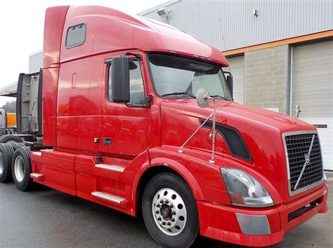 Volvo Truck Sleeper by 2008 Volvo Vnl64t670 Sleeper Truck For Sale 756 435