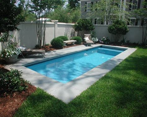 square swimming pool rectangle pool on pinterest rectangular pool concrete