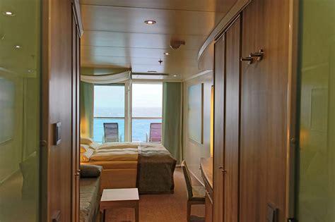 aida veranda komfort kabine ein blick in die kabinen