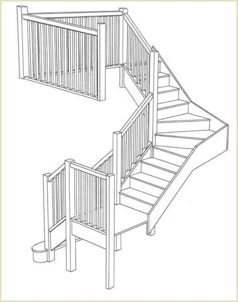 Staircase Drawings newel posts for staircases stair newel posts staircase