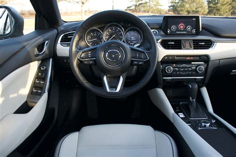 Mazda 6 Sand Interior by 2017 Mazda 6 Interior Pictures To Pin On Pinsdaddy