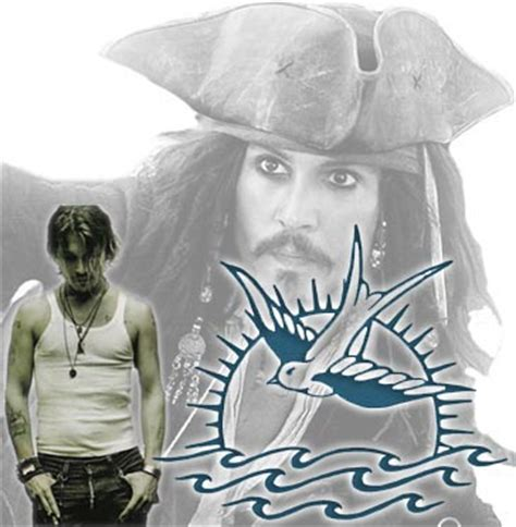 johnny depp s jack sparrow tattoo real johnny depp tattoos tattooforaweek com temporary