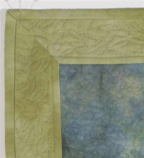 nancy zieman quilt expo quilt binding easy how to