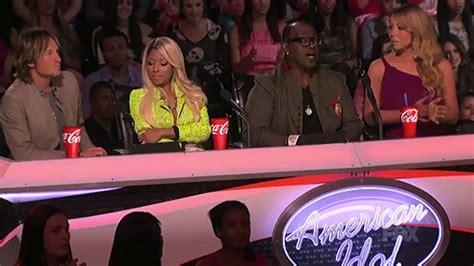 Curtis Finch Jr Criminal Record Nicki Minaj Threatens To Quit American Idol After Curtis