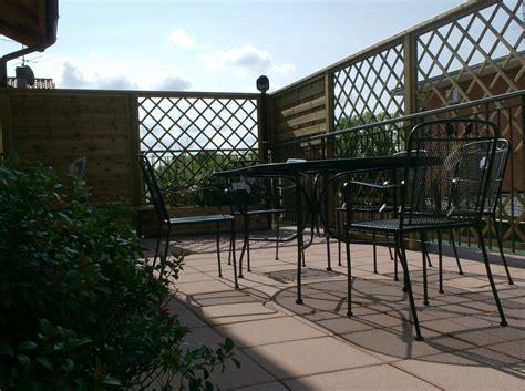 recinzione terrazzo la tartaruga fioriere grigliati su misura e lavori