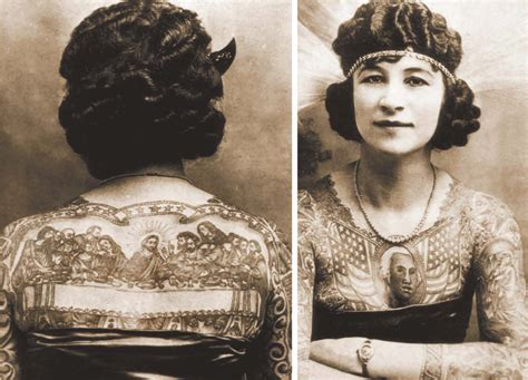 female tattoo history a short history of women and tattoos the official blog