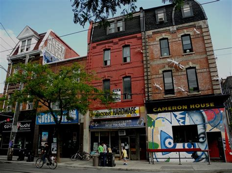 tattoo places queen street exploring toronto s architectural gems row of shops that