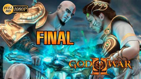 imagenes full hd de kratos god of war 2 hd kratos vs zeus final espa 241 ol gameplay ps3
