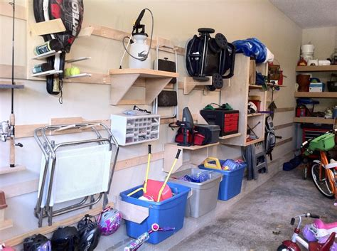 Cleat Garage by Cleat Tool Storage