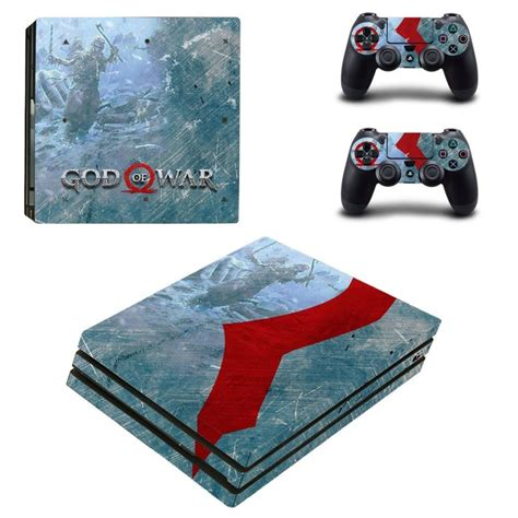 Ps4 Sticker God Of War by God Of War Ps4 Pro Edition Skin By Design