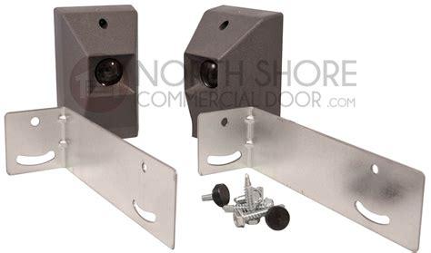 raynor garage door opener photocells safety beams