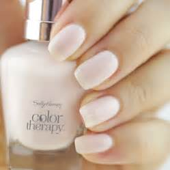 give nails spa luxury sally hansen color therapy nail accent