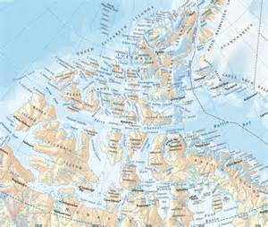 map of arctic canada chars canada s arctic research hub canadian geographic