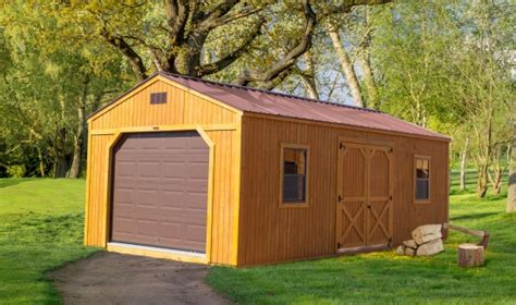backyard buildings and creations storage sheds