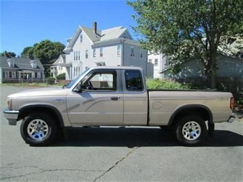 mazda b400 sell used b400 v6 4x4 manual no reserve in brockton