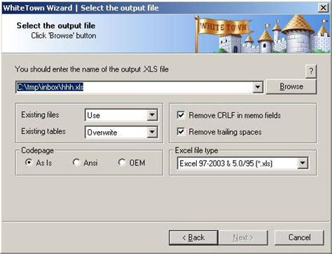 save file dbf format excel 2007 download cycle count format in xls software