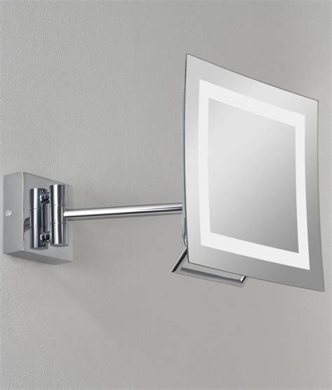 low energy bathroom vanity mirror square