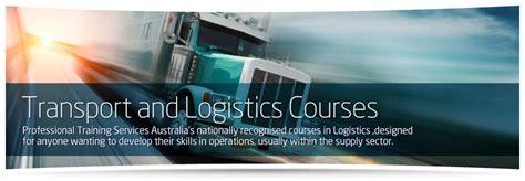 certificate iv in logistics ptsa australia